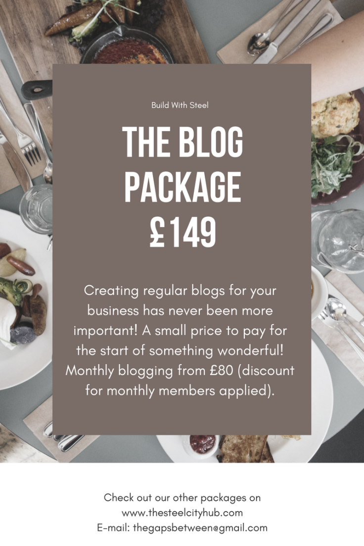the blog package